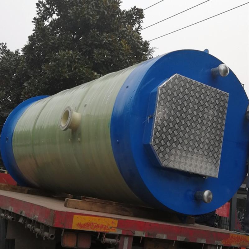 广元雨水泵站
