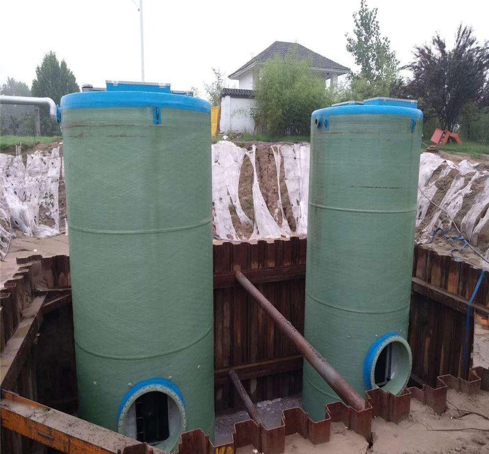 广元提升泵站